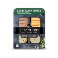 Hillshire Farm Snacking Small Plates All Natural Rosemary Turkey Breast with Natural Gouda Cheese