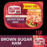 Hillshire Farm® Ultra Thin Sliced Brown Sugar Ham Lunch Meat - 16 oz