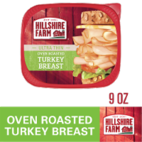 Hillshire Farm Ultra Thin Sliced Oven Roasted Turkey Breast Lunch Meat