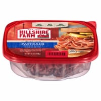 Hillshire Farm Ultra Thin Sliced Pastrami Lunch Meat