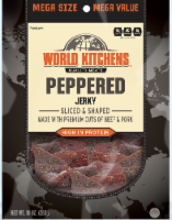 World Kitchen Peppered Beef Jerky