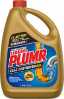 Liquid-Plumr Pro-Strength Clog Destroyer plus PipeGuard