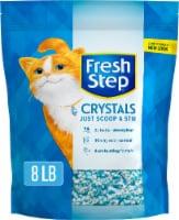 Fresh Step Crystals Premium Cat Litter - 8 lb