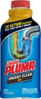 Liquid-Plumr Urgent Clear Clog Destroyer / Remover