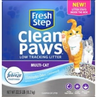 Clorox Petcare Products 31886 Fresh Step Clean Paws Multi Cat