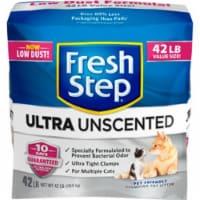 Fresh Step 261007 No.42 Ultra Unscented Litter