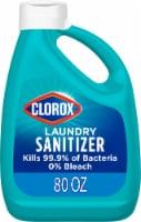 Clorox 0% Bleach Color Safe Laundry Sanitizer - 80 fl oz