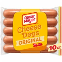 Oscar Mayer Uncured Cheese Hot Dogs