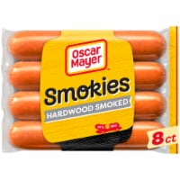 Oscar Mayer Smokies Uncured Hardwood Smoked Sausage