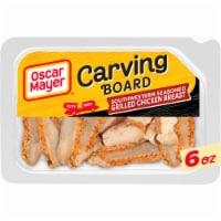 Oscar Mayer Carving Board Southwestern Seasoned Grilled Chicken Breast Strips