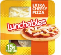 Lunchables Extra Cheesy Pizza Convenience Meal
