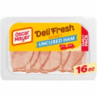 Oscar Mayer Deli Fresh Honey Uncured Ham Lunch Meat Family Size