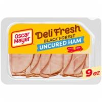 Oscar Mayer Deli Fresh Black Forest Uncured Ham Lunch Meat