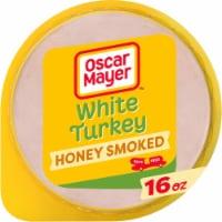 Oscar Mayer Honey Smoked White Turkey