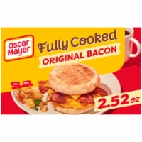 Oscar Mayer Original Fully Cooked Bacon