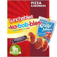 Lunchables Kabobbles Pepperoni & Cheese Convenience Meal