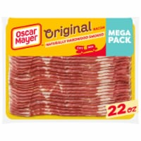 Oscar Mayer Naturally Hardwood Smoked Bacon Mega Pack