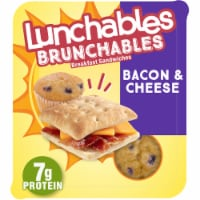 Lunchables Brunchables Bacon & Cheese