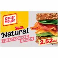 Oscar Mayer™ Natural Fully Cooked Bacon - 2.52 oz