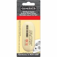 Factis Soft Oval Eraser- - 1