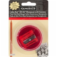 Little Red All-Art Pencil Sharpener- - 1