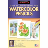 Learn To Draw And Paint With Watercolor Pencils- - 1