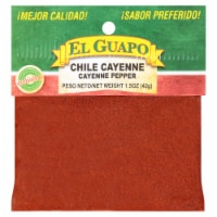 El Guapo Chile Cayenne Pepper Seasoning
