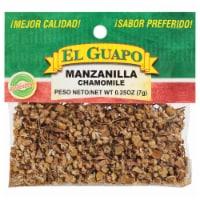 El Guapo Manzanilla Chamomile