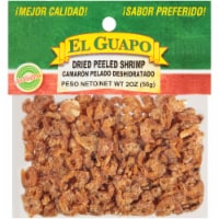 El Guapo Dried Peeled Shrimp