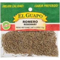 El Guapo Romero Rosemary