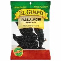 El Guapo Pasilla Ancho Chile Pods