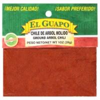 El Guapo Chile Arbol Molida