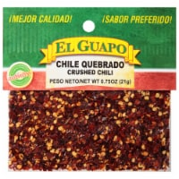 El Guapo Chile Quebrado Crushed Chili
