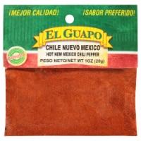 El Guapo Chile Nuevo Mexico Molida Hot Chili Powder