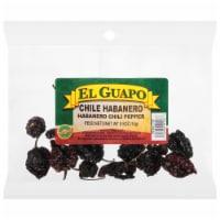El Guapo Chile Habenero Pepper