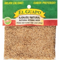 El Guapo Ajonjoli Natural Sesame Seed - 2 oz