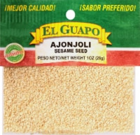 El Guapo Ajonjoli Natural Sesame Seed