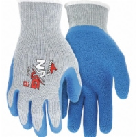 Mcr Safety Coated Gloves,Cotton/Polyester,L,PR  FT300L - 1