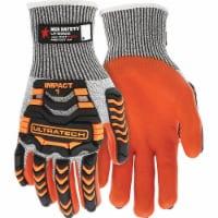 Mcr Safety Cut Resistant Gloves,Glove Size M,PR  UT2952M - 1