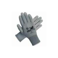Mcr Safety Coated Gloves,Nylon,L,PR  9696L