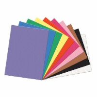 Pacon 1506562 18 x 24 in. Heavyweight Construction Paper, Assorted - Pack of 100 - 100