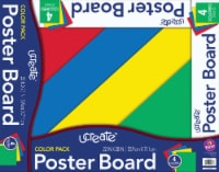 Ucreate Poster Board - 4 Pack