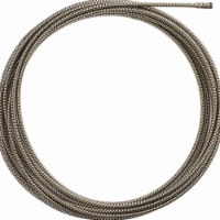 Milwaukee Drain Cleaning Cable,50 ft. Max. Run
