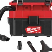 Milwaukee Tools MLW0970-20 2.5 gal M18 Fuel Packout Wet & Dry Vacuum