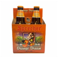 Sprecher® Orange Dream Soda - 4 bottles / 16 fl oz