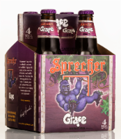 Sprecher Gorilla Grape Gourmet Soda