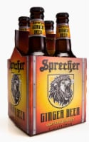 Sprecher Ginger Beer Craft Soda