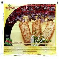 Melissa's Egg Roll Wraps 15 Count - 16 oz
