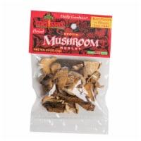 Melissa's Gourmet Mushroom Medley Dried - .5 Oz