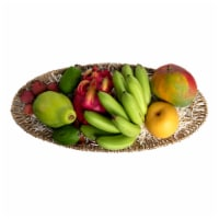 Melissa's Exotic & Tropical Fruit Gift Basket (Approximate Delivery Time 3-5 Days) - 1 ct
